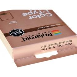 Polaroid Color Film Rose Gold I-Type I-1 Onestep 2 wkład - 8 zdjęć