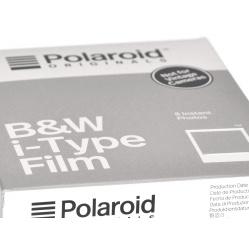 Polaroid B&W Film I-Type zdjęcia I-1 Onestep 2 - wkład 8 zdjęć