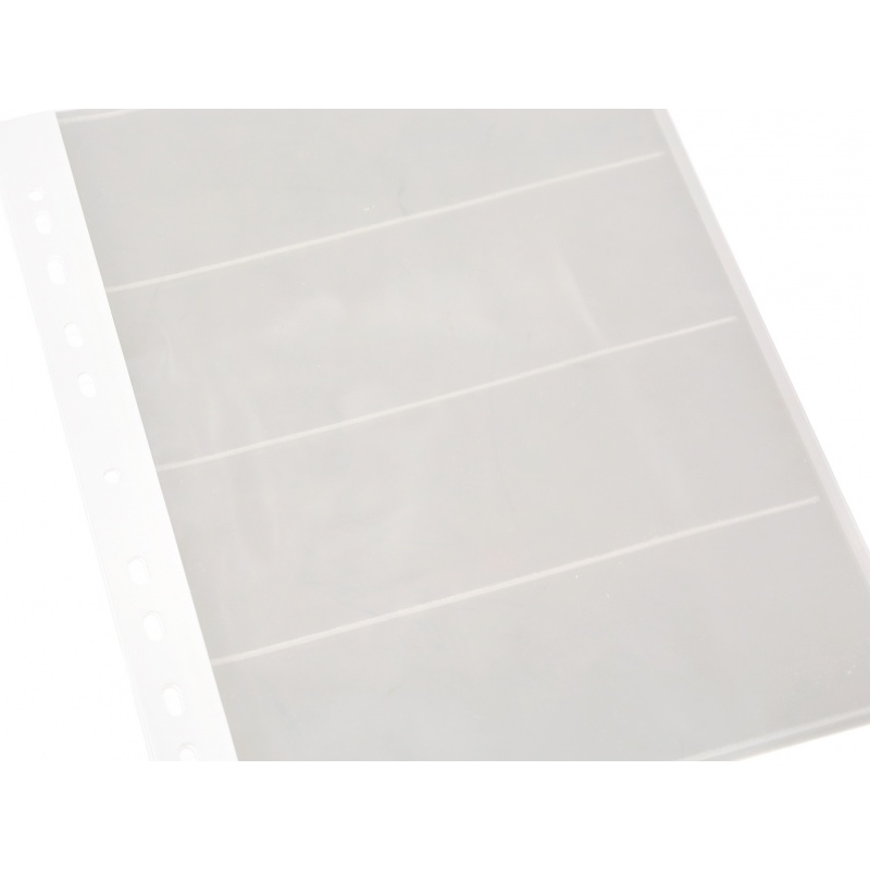 Koszulki acetatowe, acetat typ 120 - 10 sztuk wysokoprzezroczyste folie na filmy