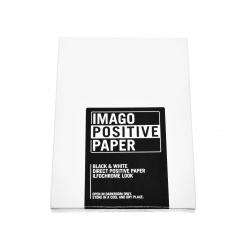 """Imago Positive Paper PLASTIK PE błysk 5x7""""/25 (12,7x17,8cm) NA ZAMÓWIENIE"""