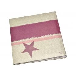 Wahlter Album Stellar do zdjęć, odbitek - 30x30cm. 100 kart, pergamin FIOLETOWY