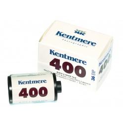 Kentmere 400/36 amatorski film czarno biały do zdjęć B&W