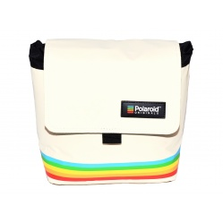 Polaroid Torba na aparat SX70 600 - BIAŁA Box Camera Bag