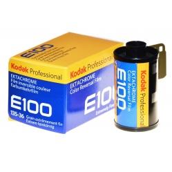 Kodak Ektachrome E100 100/36 slajd kolorowy 21 DIN
