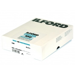Ilford Delta 100 4x5 cala 100 szt. profesjonalny film drobnoziearnisty