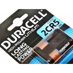 Duracell Bateria Ultra DL 2CR5 6V do aparatów tradycyjnych