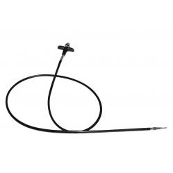 Wężyk spustowy tradycyjny do aparatu - 100cm. blokada talerzyk