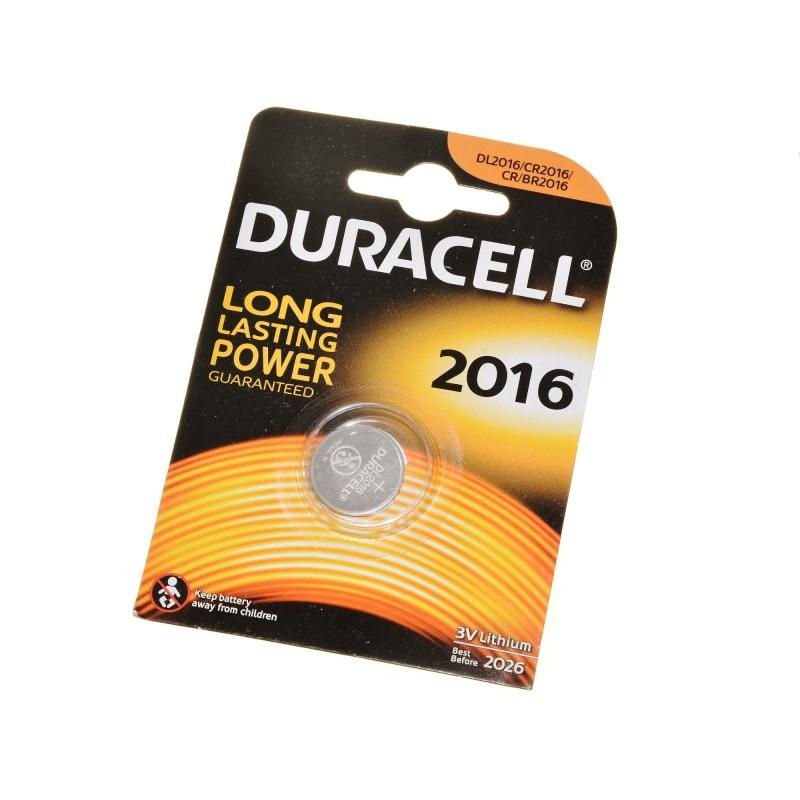 Duracell Bateria DL 2016 CR2016 litowa - do elektroniki