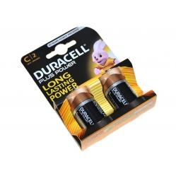 Duracell Bateria LR14 R14 alkaliczna o napięciu 1,5V - 2 szt.