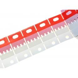 Hama Folia klejąca do filmu Super8, S8 - 10 sztuk