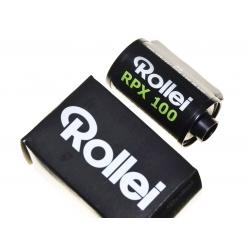 Rollei RPX 100/36 klisza, film czarno-biały do zdjęć B&W
