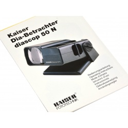 Kaiser Przeglądarka Diascop 50N do slajdów (2015) NA ZAMÓWIENIE