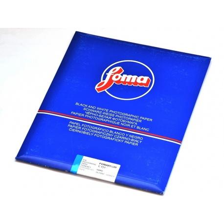Foma Fomabrom 18x24/10 N111 normalny błyszczący papier FB
