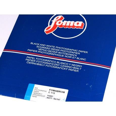 Foma Fomabrom 18x24/10 C112 twardy matowy papier FB