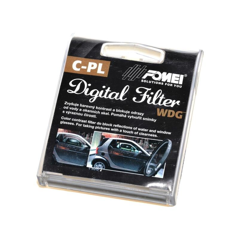 Fomei Filtr Polaryzacyjny kołowy C-PL średnica obiektywu 55mm digital