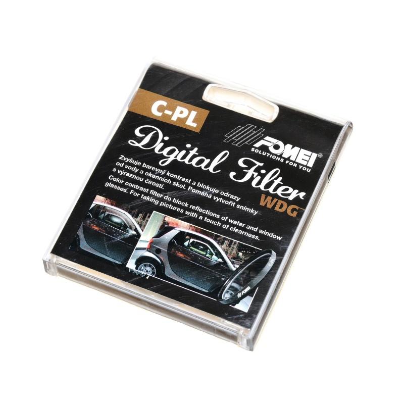 Fomei Filtr Polaryzacyjny kołowy C-PL średnica gwintu 62mm DIGITAL