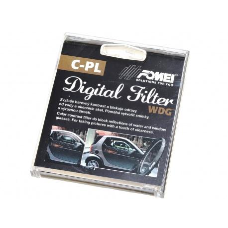 Fomei Filtr Polaryzacyjny kołowy C-PL średnica filtra 72mm Digital