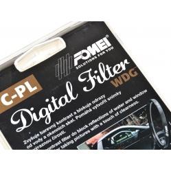 Fomei Filtr Polaryzacyjny kołowy C-PL średnica gwintu 72mm Digital