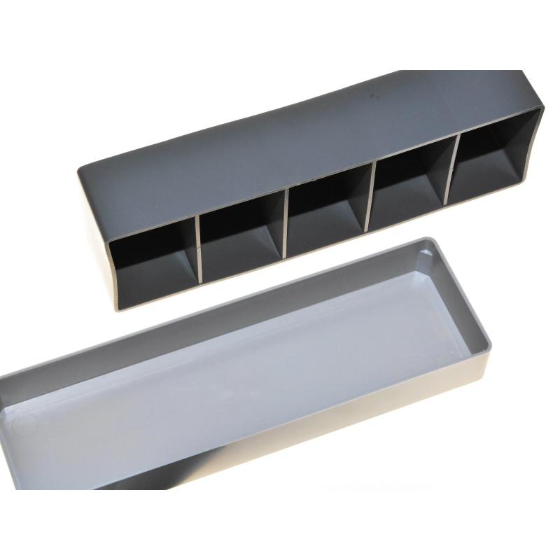 GePe Pudełko na 55 ramek 5x5cm na slajdy dia 24x36mm