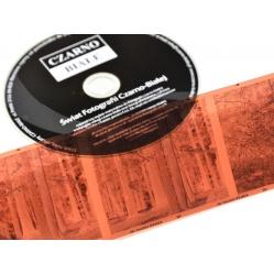 Skanowanie filmu barwnego negatywowego C41 typ 120 + CD