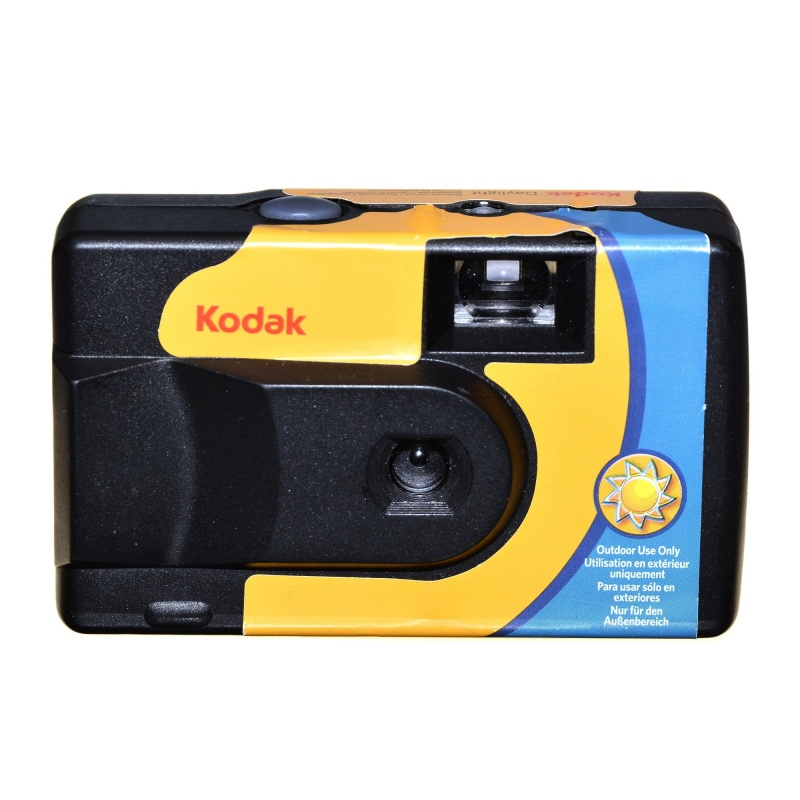 Kodak Daylight SUC Aparat Jednorazowy 400 ASA - 39 klatek, na wakacje