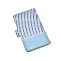 Fujifilm Fuji Album Instax Mini 9 Striped niebieski na 108 zdjęć