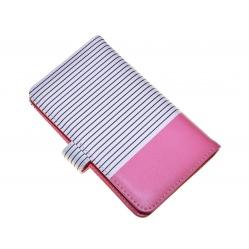 Fujifilm Fuji Album Instax Mini 9 Striped różowy na 108 zdjęć