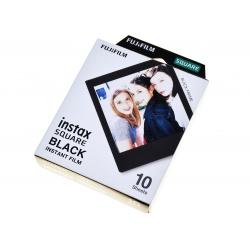 Fujifilm Fuji Instax Square wkład kolor czarna ramka 10 szt