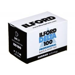 Harman Ilford Delta 100/24 profesjonalny film czarno biały