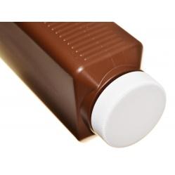 Butelka brązowa 1000 ml. na kąpiele, wywoływacz, utrwalacz