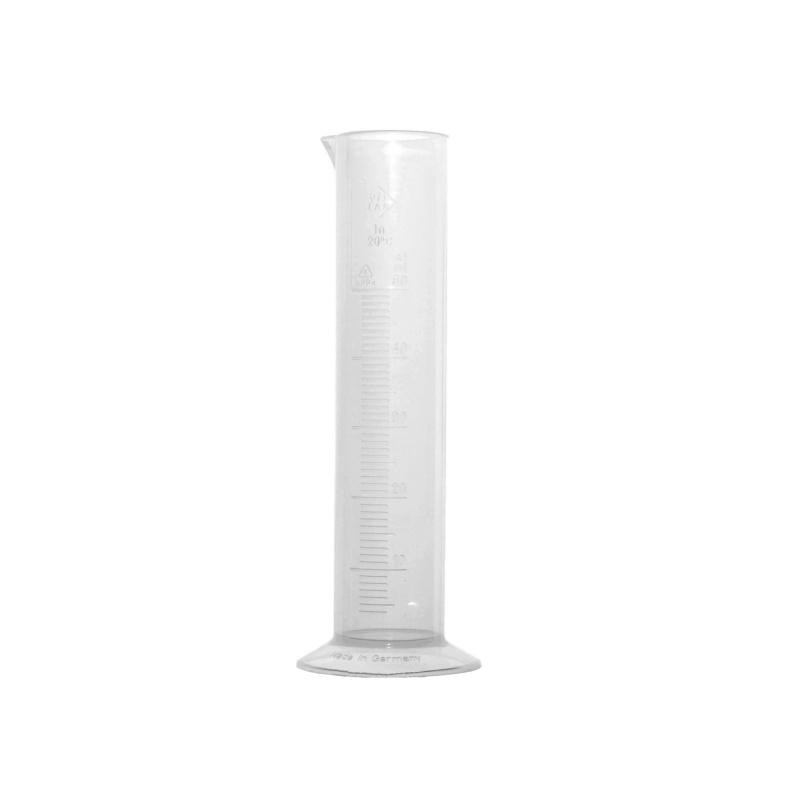 Kaiser Menzurka 100 ml - mleczna (4252) do odmierzania chemii
