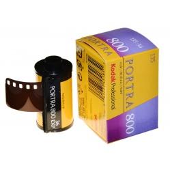 Kodak Profesional Portra 800/36 film o wysokiej czułości