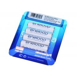Panasonic Akumulator Eneloop R3 AAA 750 mAh 1,2V - 4 szt. do aparatu, lampy
