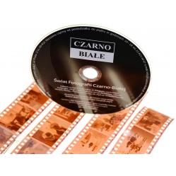 Skanowanie kliszy, filmu kolorowego C41 35 mm. + płyta CD