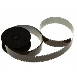 Skanowanie Skan filmu z kamery 2x8 Super i Standard 2x8mm., - 20 metrów
