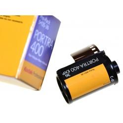 Kodak Professional Portra 400/36 film kolorowy na ślub 1szt.