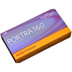 Kodak Professional Portra 160/120 - film profesjonalny - 1 sztuka