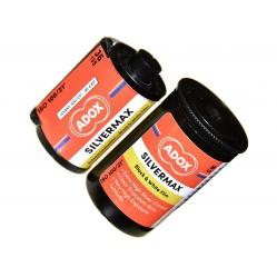 Adox Silvermax 100/36 21 DIN negatyw klisza film B&W
