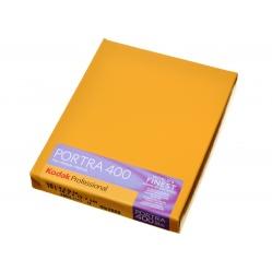 Kodak Professional Portra 400 film profesjonalny 4x5 cala 10 sztuk