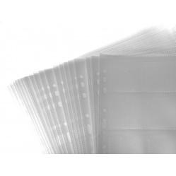 Herma Koszulki na slajdy 24x36mm, ramka 5x5cm przez-mat. (7699)