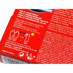 AgfaPhoto Agfa LeBox aparat jednorazowy LeBox 400/27 bez lampy