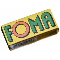 Fomapan Foma 100/120 film klisza BW RETRO VINTAGE
