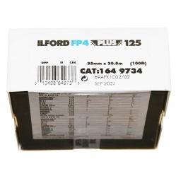 Harman Ilford FP4 125 30,5m film czarno biały do architektury, ślubu, aktu