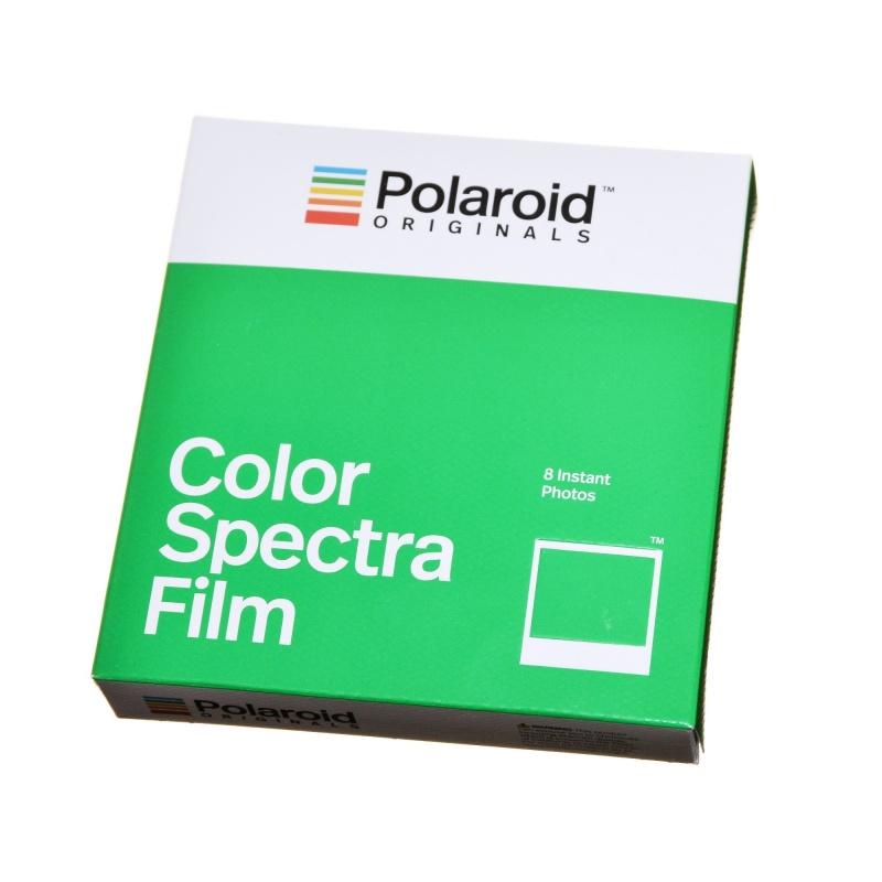 Polaroid Impossible Color Image Spectra - film wkład 8 zdjęć