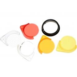 Polaroid Zestaw 5 filtrów -...