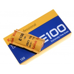 Kodak Ektachrome E100 100/120 slajd kolorowy 21 DIN
