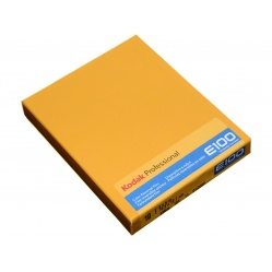 Kodak Ektachrome E100 slajd kolorowy format 4x5 cala 10 szt.