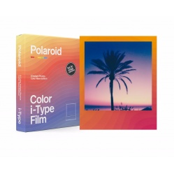 Polaroid Color Film Waves...