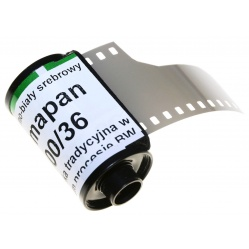 Foma Fomapan 400/33 film klisza czarno biała B&W z puszki