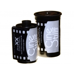 Kodak BWxx Double-X 250/36 Camera Film do zdjęć B&W